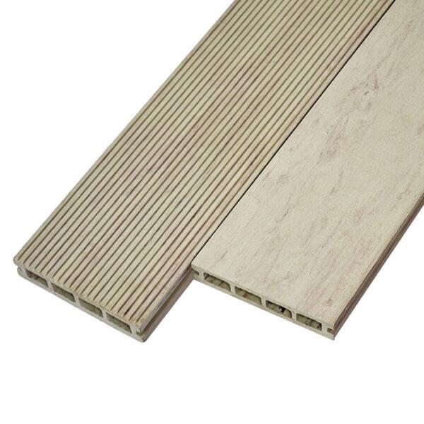 Террасная доска ДПК, декинг WoodVex Elegant 150х25 мм цвет сакура